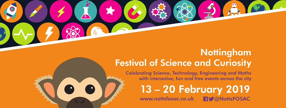 Festival of Science at Greens Windmill