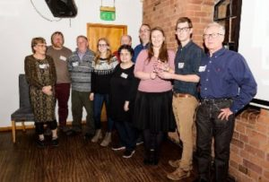 Nottingham City Museums and Galleries Award 2017
