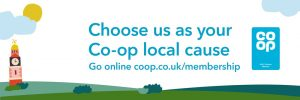Support Green's Windmill through Co-op local causes