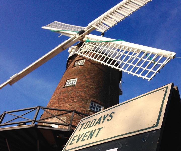 Events at Green's Windmill June to September 2018