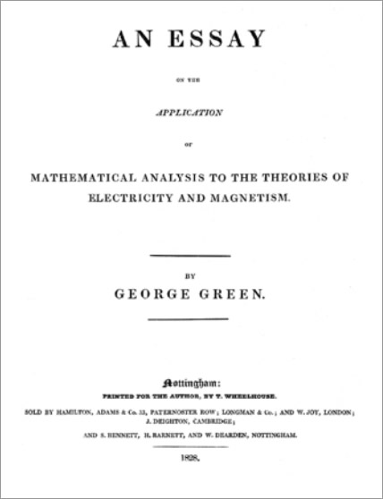 George Green Essays