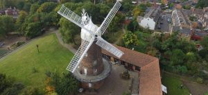 Support Green's Windmill