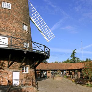 About Green's Windmill and George Green