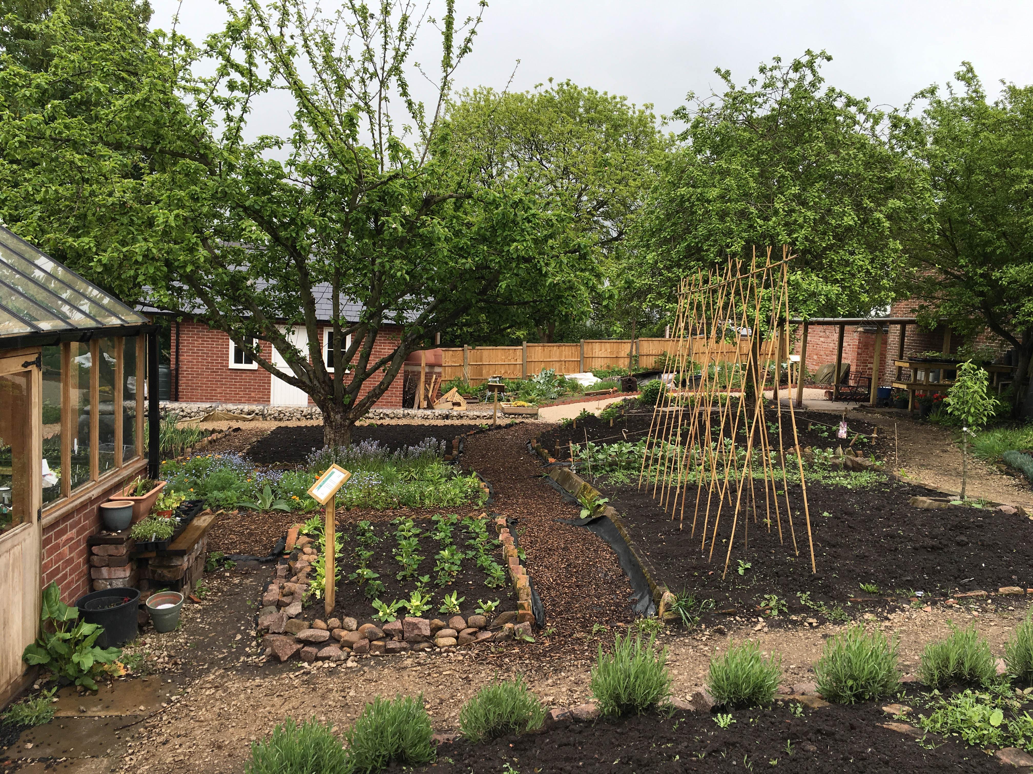Green's Windmill Community Garden