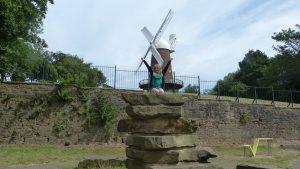 Visiting Green's Windmill