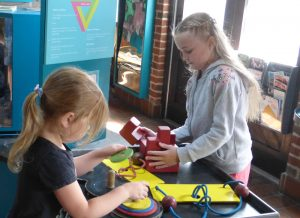 Visit the Green's Windmill Science Centre