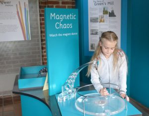Visiting the Green's Mill Science Centre