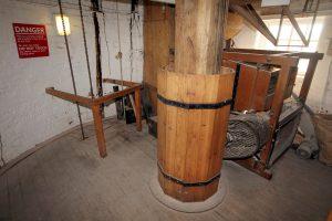 Inside Green's Windmill