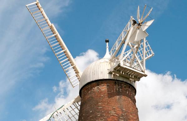 Windmill fantail